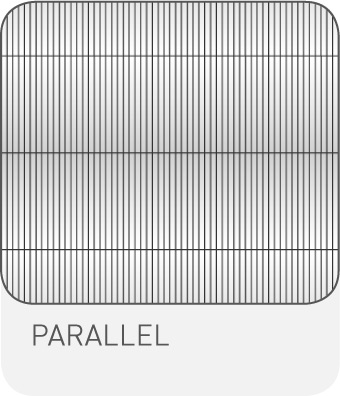 Strip-Optik Parallel